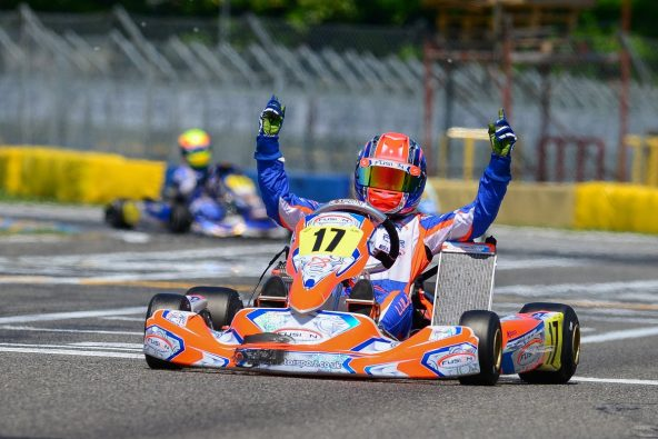 X30 Euro Series Castelletto Final
