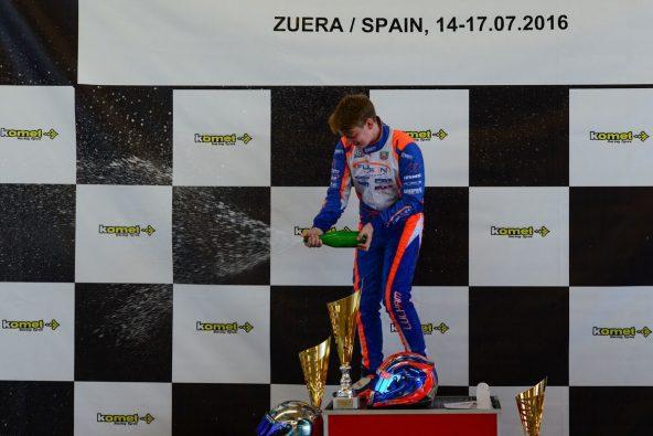 2016 European Championship Junior X30