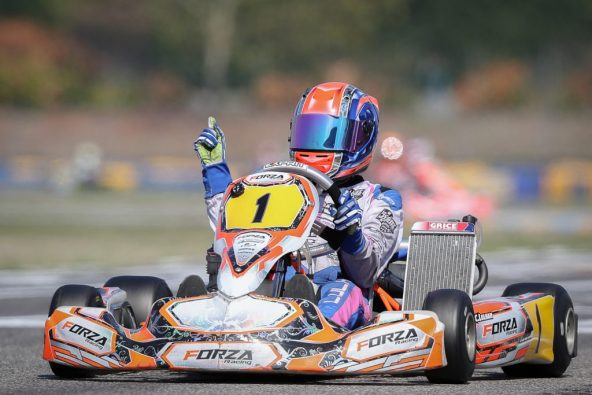 Victory in Castelletto